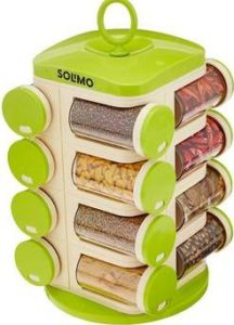 Amazon-Brand-Solimo-Revolving-Spice-Rack-set-16-pieces