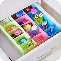 Angel-Bear-Socks-Undergarments-Storage-Drawer-Organiser-Set-of-8