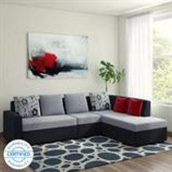 Bharat-Lifestyle-Nano-Fabric-6-Seater-Sofa-Finish-Color-Black-Grey