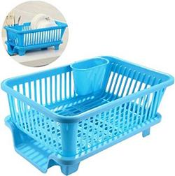 3-in-1-Large-Sink-Set-Dish-Rack-Drainer-with-Tray-for-Kitchen-Dish-Rack-Organizers