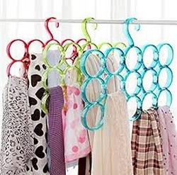 EITHEO Dupatta Hanger or Scarf Organizer Great for Scarf Shawl Tie Belt Closet Accessory Wardrobe Hanger Organizer