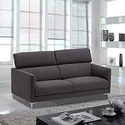 Furny-Aron-Two-Seater-Sofa-Grey