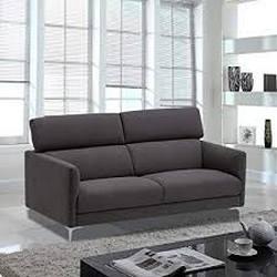 Furny-Aron-Two-Seater-Sofa-Grey