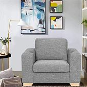 Furny-Walton-One-Seater-Sofa-Grey