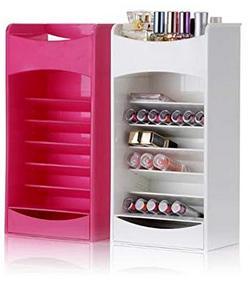 Hojo-1Pc-Lipstick-Stand-Multi-Grid-Acrylic-Makeup-Organiser-Transparent-Plastic-Makeup-Cosmetic-Storage-Box