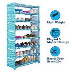 Kurtzy-8-Layer-Shoe-Rack-Storage-Shelves-Organizer-Non-Woven-Fabric-Stackable-Show-Tower-Easy-Assembly-Shoe-Shelf