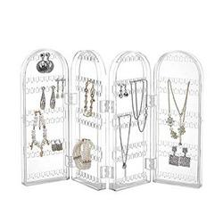 Kurtzy-Clear-Acrylic-Folding-Earring-Hook-Stand-Display-Holder-and-Organizers