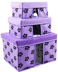 PrettyKrafts-Storage-Combo-Pack-of-9-Purple-Organizer-Storage-Box-Toys-Storage-Box-Books-Storage-Box