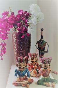 handicrafts Flowers Corner Decor