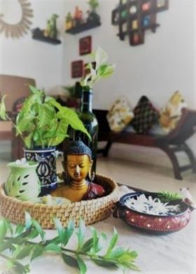 lord buddha idols room decor