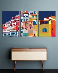 three-piece-wall-paintings