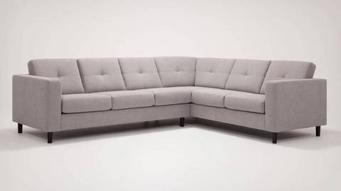 6 seater sectional sofa with separate seats