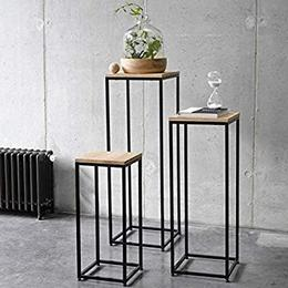 Homey-Essense-Metal-Frame-Solid-Sheesham-Wood-Top-Nesting-Table-Decoration-for-Home-Set-of-3-Stools