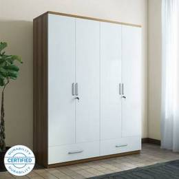 Spacewood-Apex-Engineered-Wood-4-Door-Wardrobe-Finish-Color-WhiteJustHere