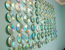 CD diy decor hack