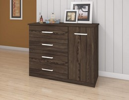 Furn Central Engineered Wood Free Standing Cabinet