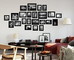 Painting Mantra Generic Photo Frame Black 23 Photos
