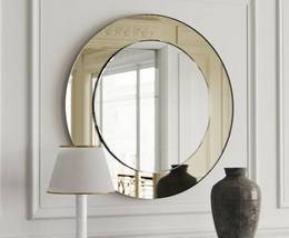 ROUND GOLDEN Decorative Mirror