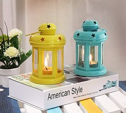 Tied Ribbons Tealight Holder Hanging Lantern Set Of 2