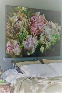bedroom-flower-painting