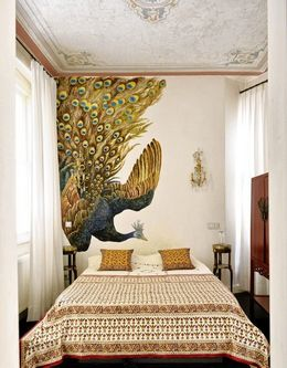 mural painting ideas for bedroom