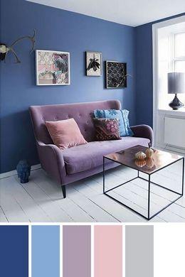 navy blue color palette combinations living room designs