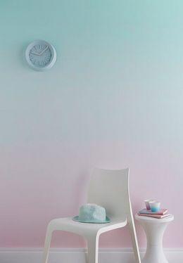 wall decor ideas pastel color wall designs