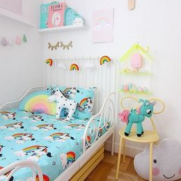 kids room decor ideas white palette