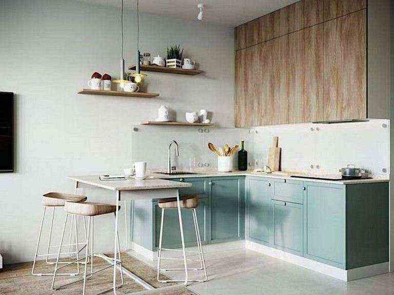 Amazing Ultimate Small Kitchen Interior Design… 1