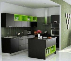 Kitchen Interior Ideas Indian Small kitchen