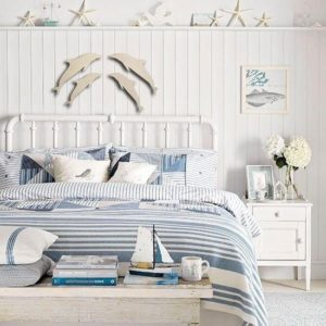 beach look bedroom decor ideas