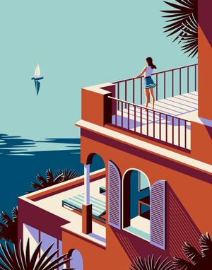 How to make a balcony garden Apartment Decor Ideas