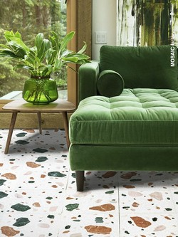 Contrast flooring